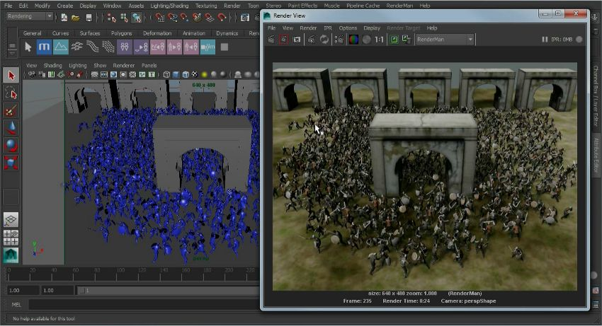 Massive Software :: Massive for Maya